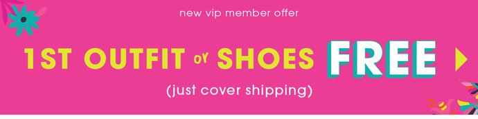 Shop FREE Outfit or Shoes!