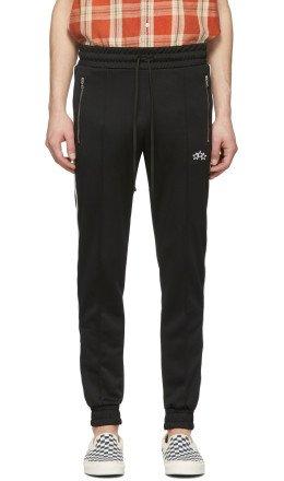 Amiri - Black Jogger Track Pants