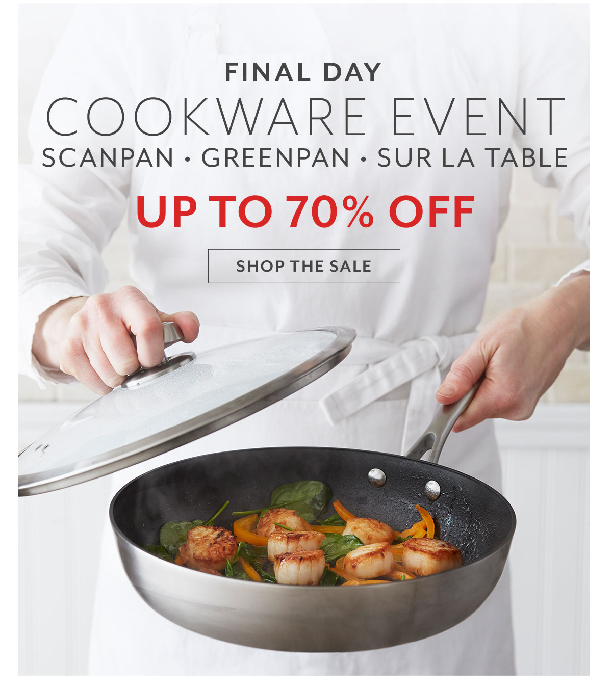 Cookware Event