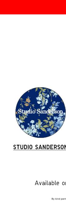 COMING SOON - STUDIO SANDERSON