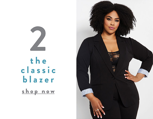 The classic Blazer - Shop Now