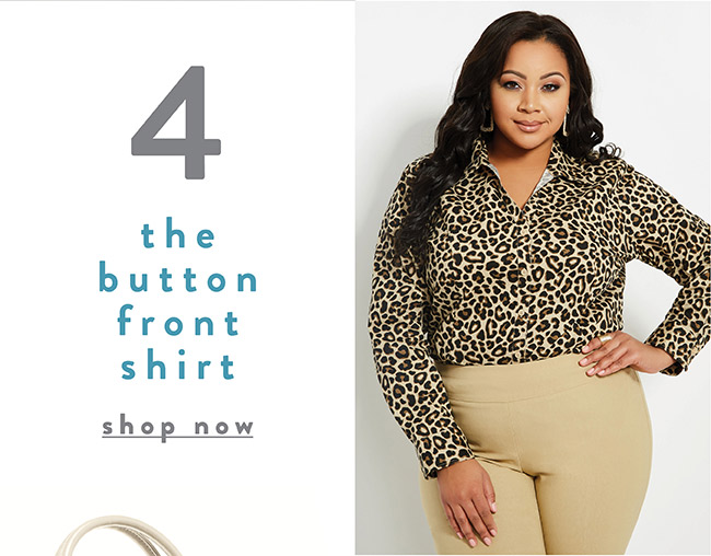 The button front shirt - Shop Now