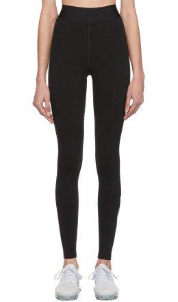 Nike - Black Sportswear Leg-A-See Leggings