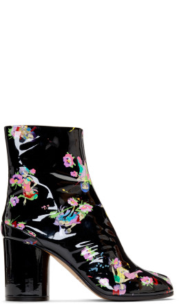 Maison Margiela - Black Anime Tabi Boots