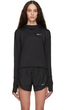 Nike - Black Running Hoodie