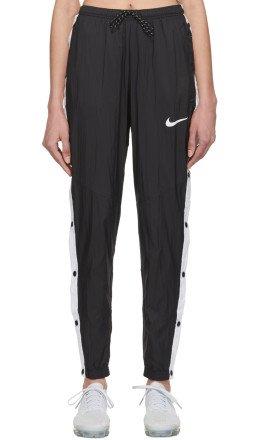 Nike - Black Windrunner Track Pants