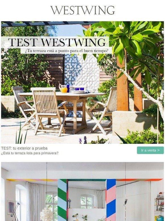Westwing Test Está Ya Lista Tu Terraza Para Disfrutarla