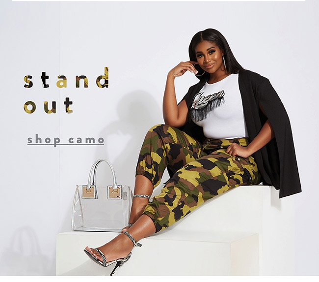 Stand out - Shop Now