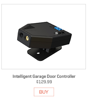 Intelligent Garage Door Controller