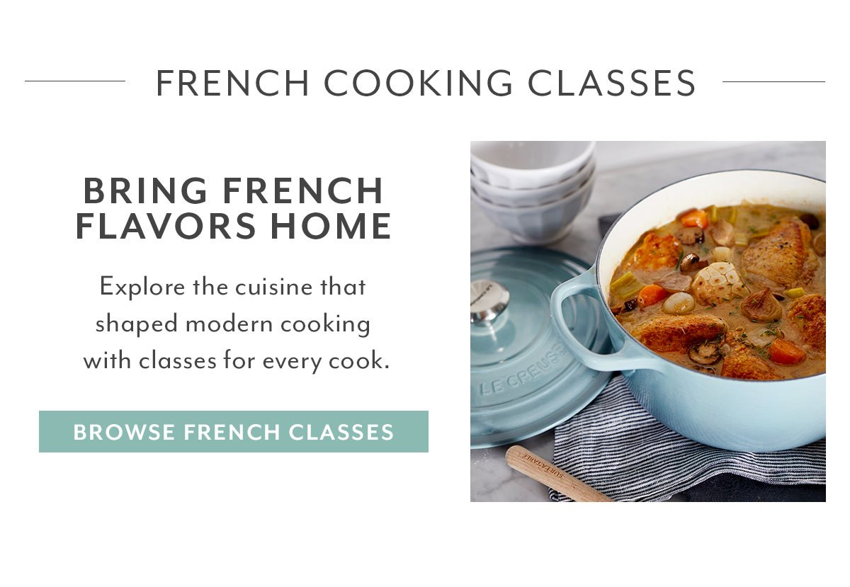 French Cooking Classes