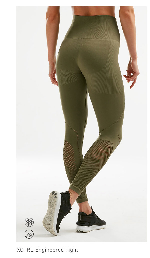 Women's XCTRL Engineered Tights