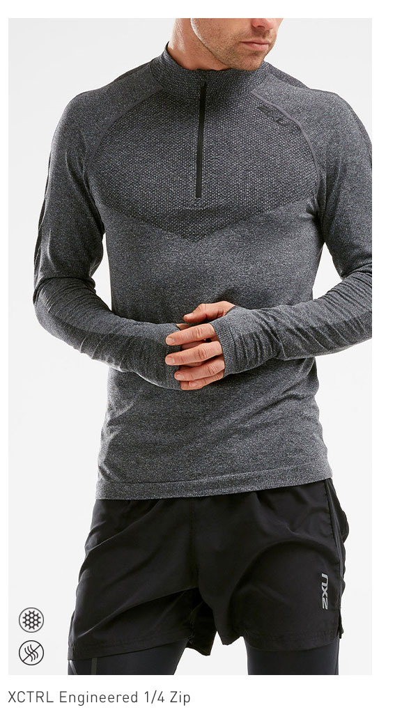 Men's XCTRL Engineered 1/4 Zip