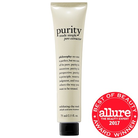 philosophy : Purity Made Simple Pore Extractor Mask : Face Masks