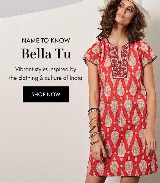 Shop Bella Tu