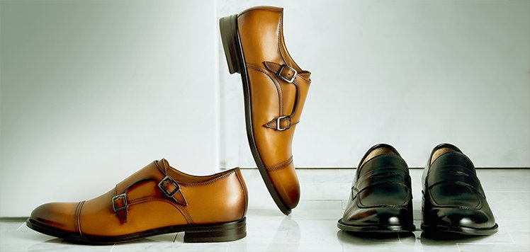 Monkstraps & More Dress Shoes