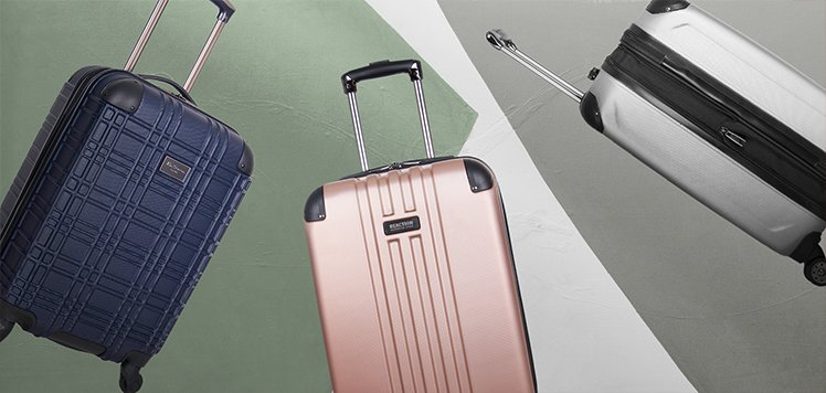 Women's & Men's Pack-It-All Luggage