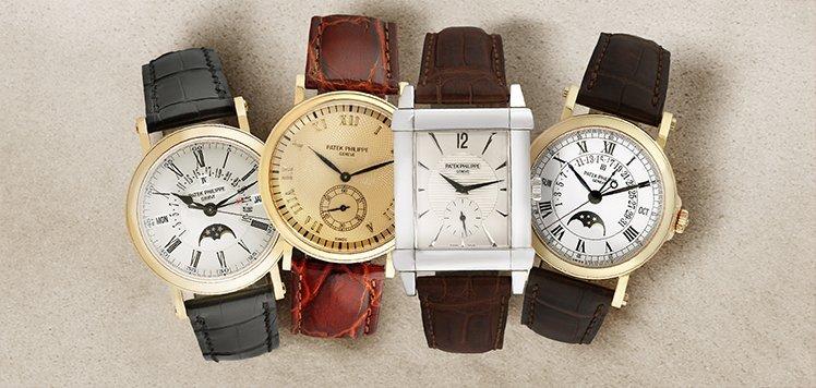 Patek Philippe & More Men's Designer Watches