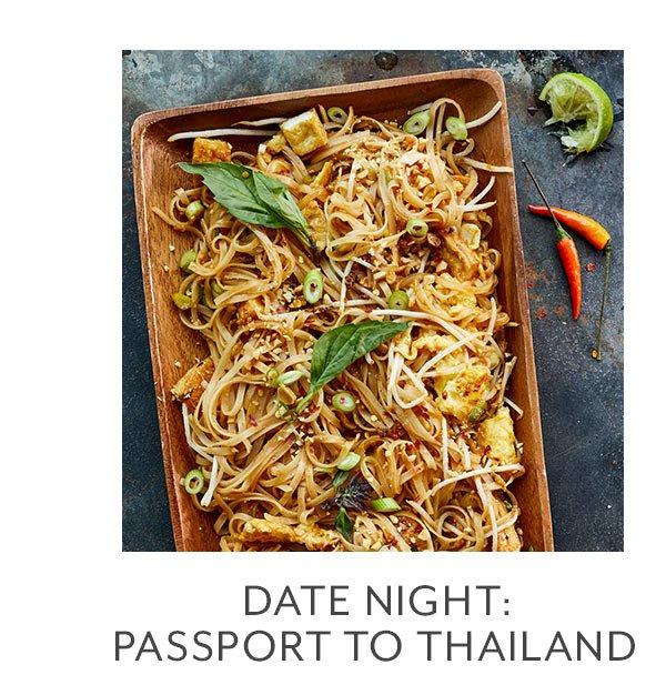 Class: Date Night • Passport to Thailand