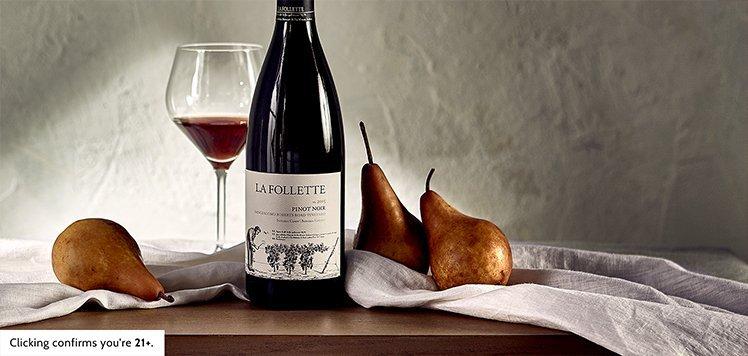 94-Point Pinot Noir From La Follette Wines