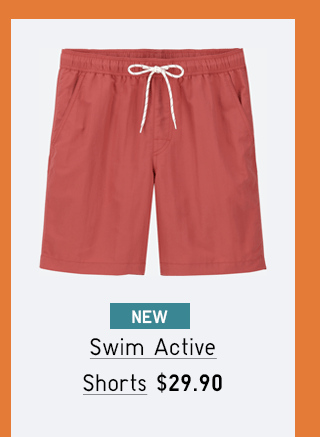 SWIM ACTIVE SHORTS $29.90