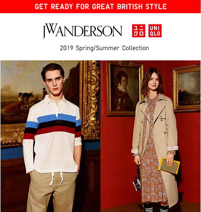 JW ANDERSON 2019 SPRING/SUMMER COLLECTION