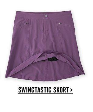 Shop The Swingtastic Skort >