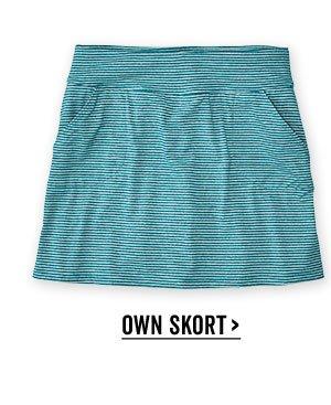 Shop The Own Skort >