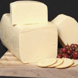 Havarti Cheese 2 lbs - Decatur Dairy - WisconsinMade Artisan Collective