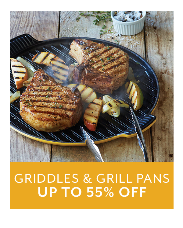 Griddles & Grill Pans
