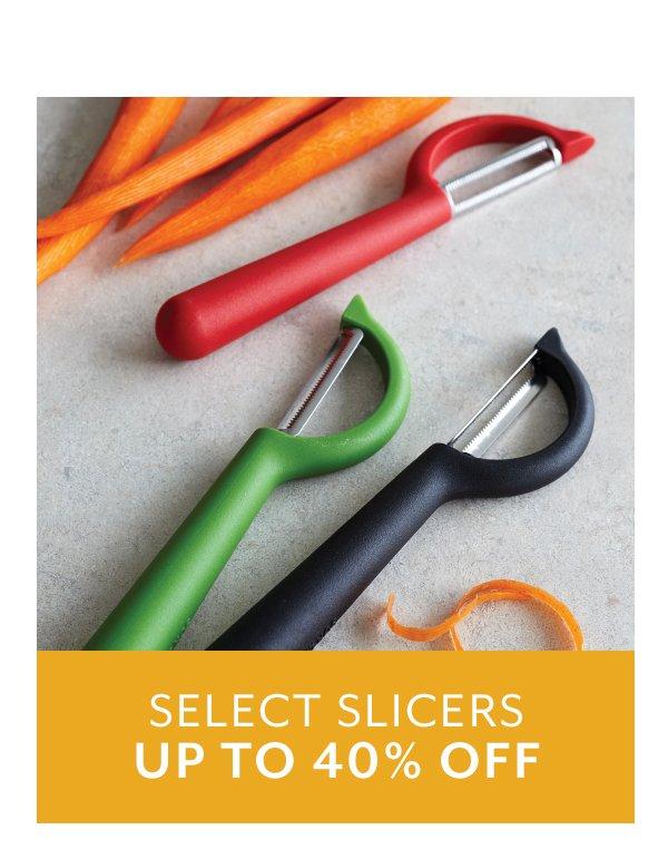 Select Slicers