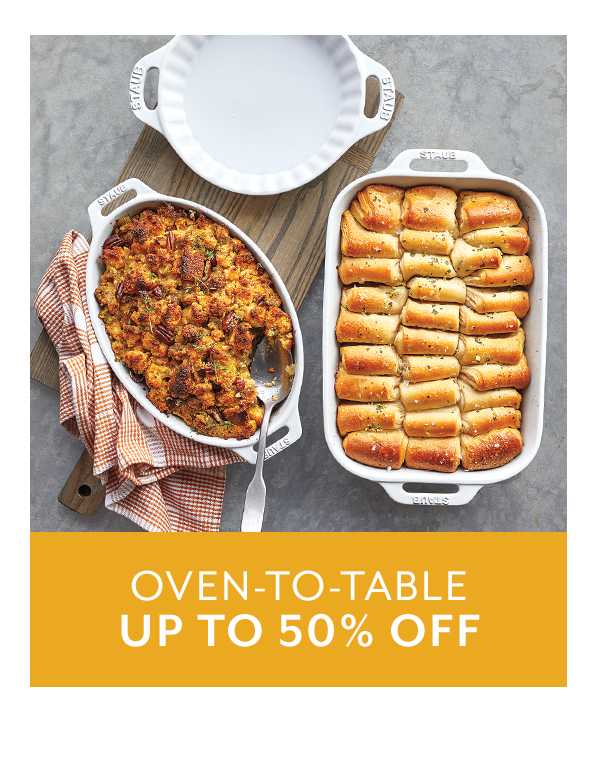 Oven-to-Table