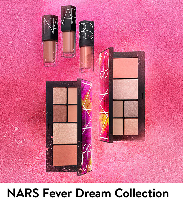 NARS Fever Dream Collection.