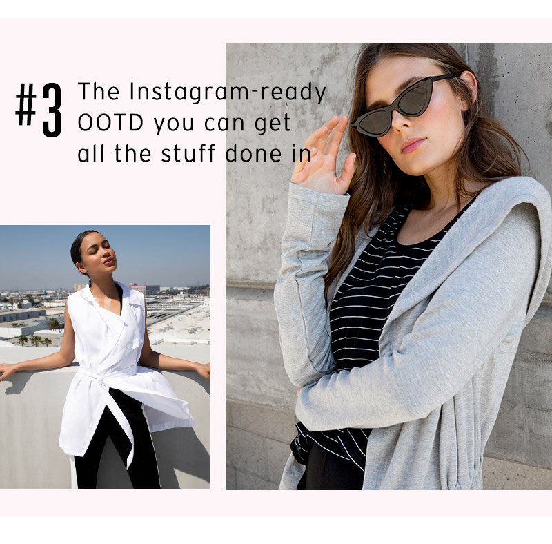 #3 The Instagram-ready OOTD you can get stuff done in
