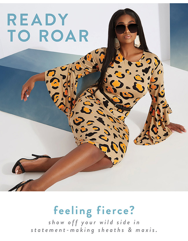Ready to Roar - Shop Now