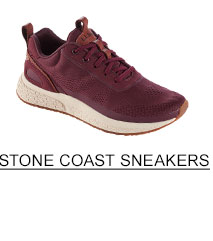 Stone Coast Sneakers.