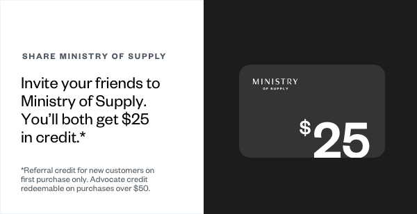 Ministry of Supply: A one-backpack system for the endless