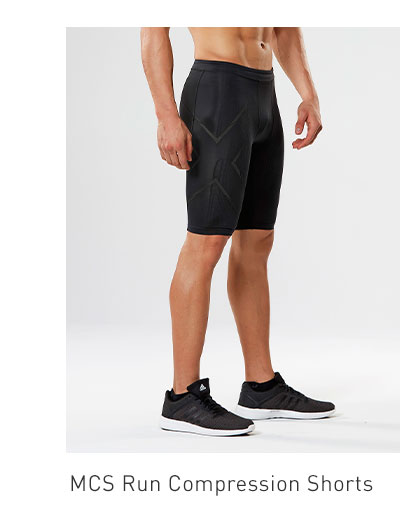 Men's MCS Run Compression Shorts