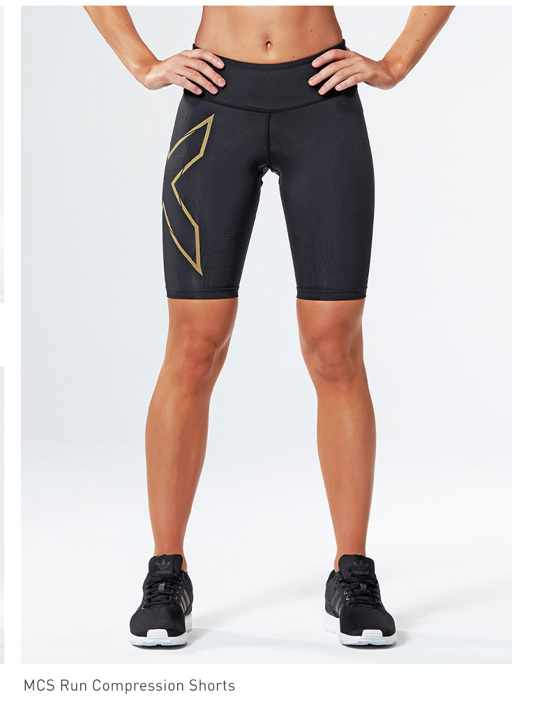 Women's MCS Run Compression Shorts