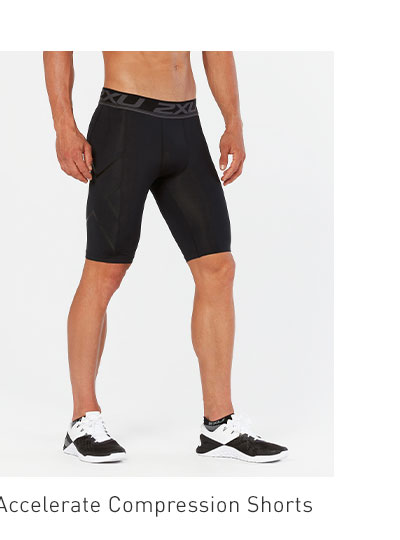 Men's Accelerate Compression Shorts