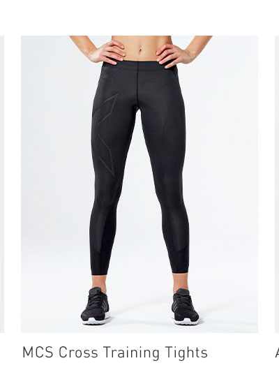 Women's MCS Cross Training Compression Tights