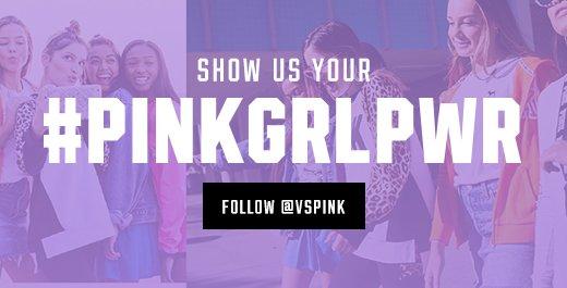 #PINKgrlpwr