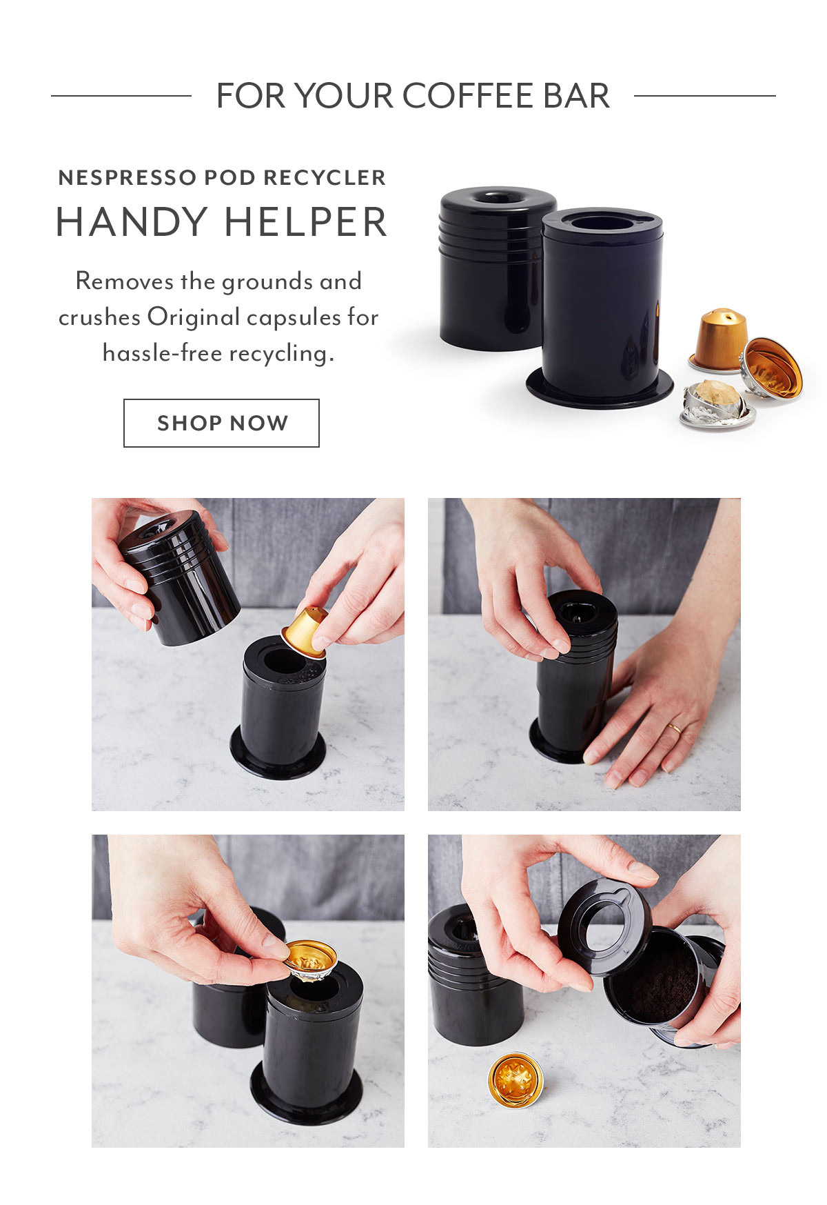 Pod Recycler