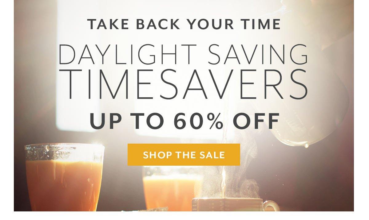 Daylight Time Savers