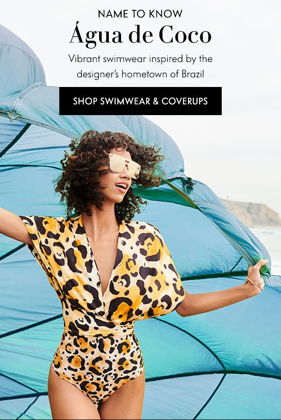 Shop Swimwear & Coverups