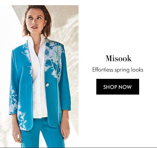 Shop Misook