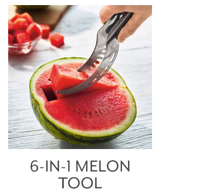 Sur La Table 6-in-1 Melon Tool