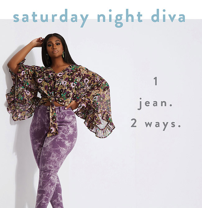 1 Jean. 2 ways. - Shop Now