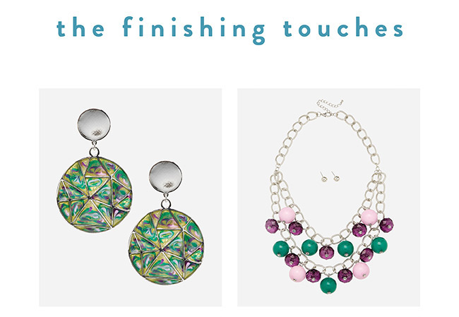 The finishing touches - Shop Now