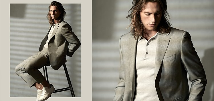 Canali & More Luxe Tailored