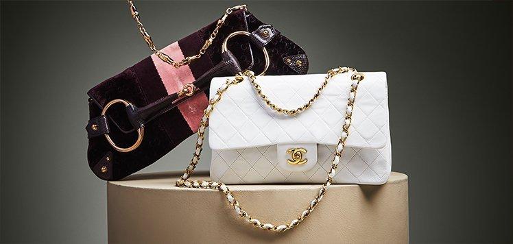 The Chanel Flap Bag & More Vintage Elegance
